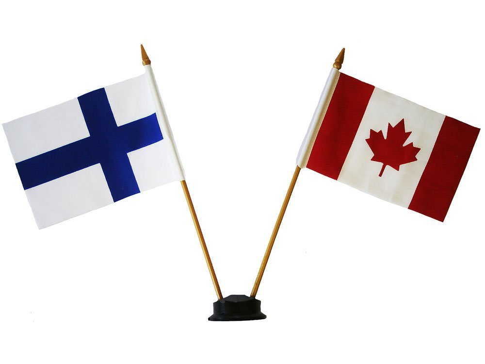Kanada Suomi
