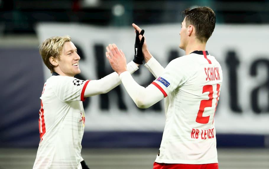 RB Leipzig cele