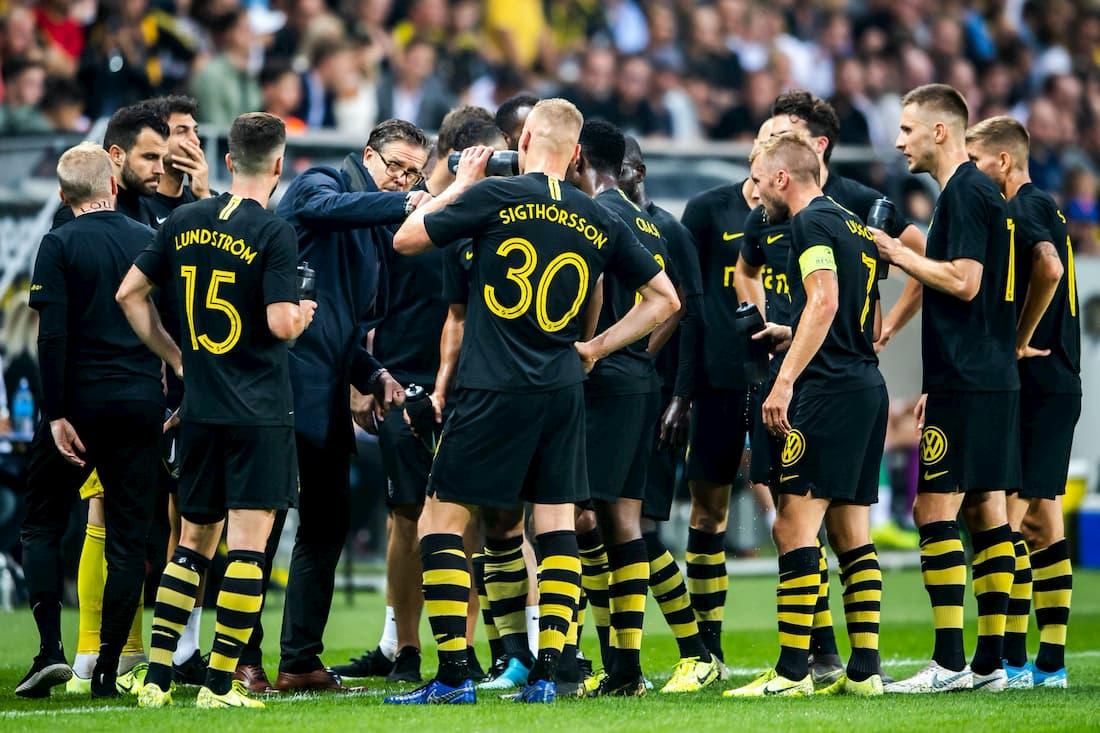 Stockholmsklubben spelar på hemmaplan mot Malmö FF under söndagen.