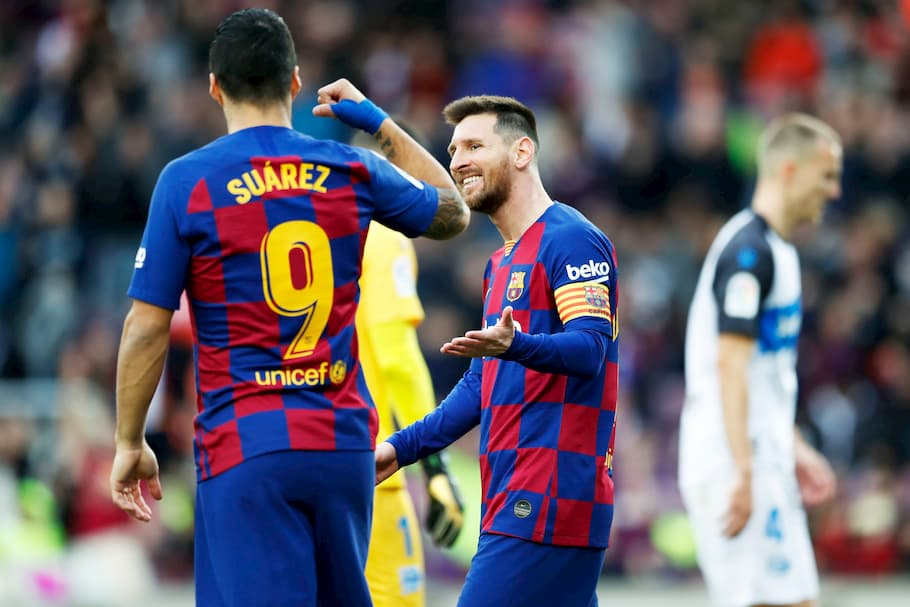 Quiz: Kan du namnge de 30 högst värderade spelarna i La Liga?