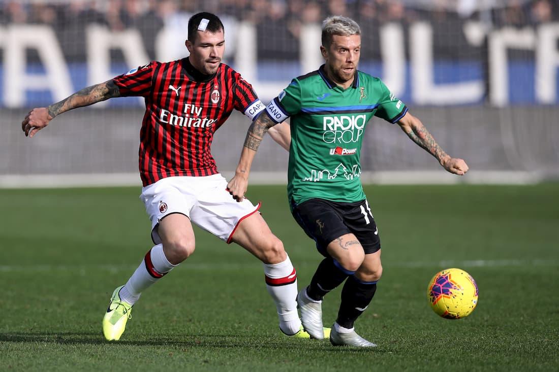 AC Milan - Atalanta stream