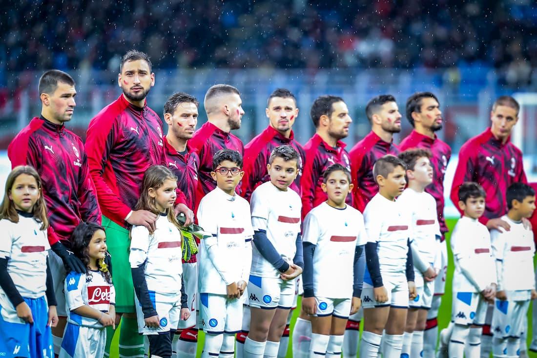 Streama SSC Napoli - AC Milan