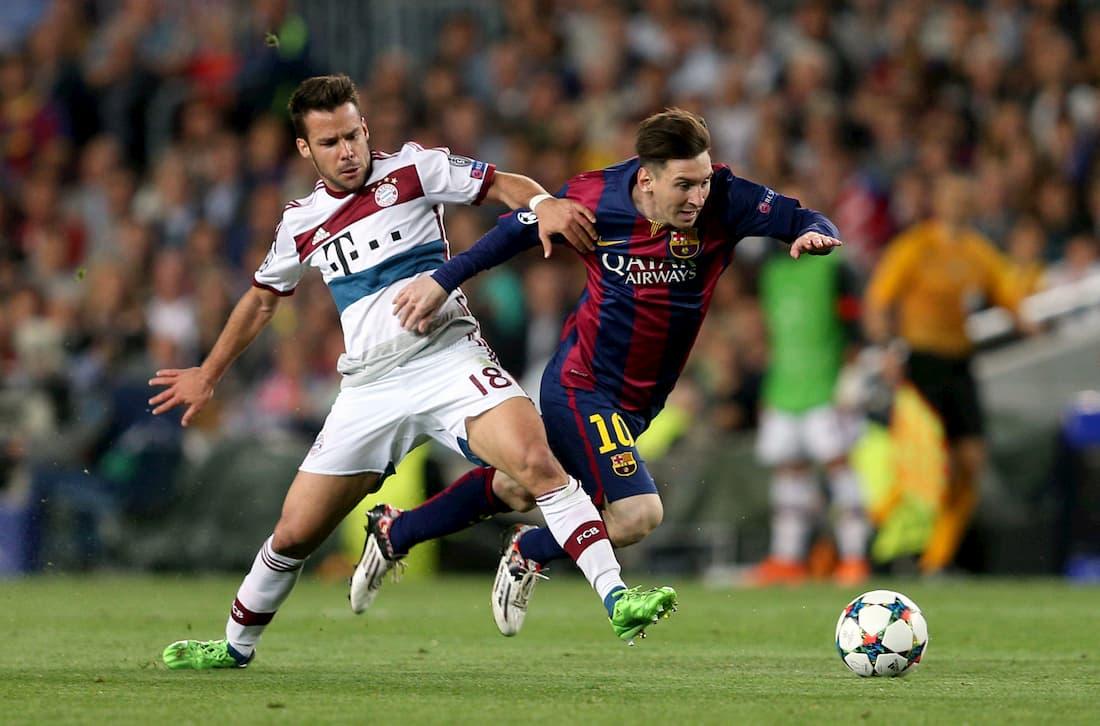Bayern Barca Live Stream