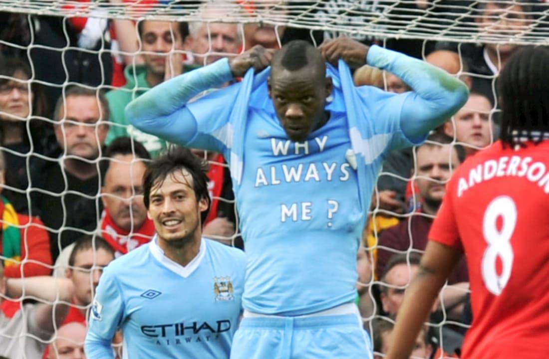 Mario Balotelli - Why Always Me