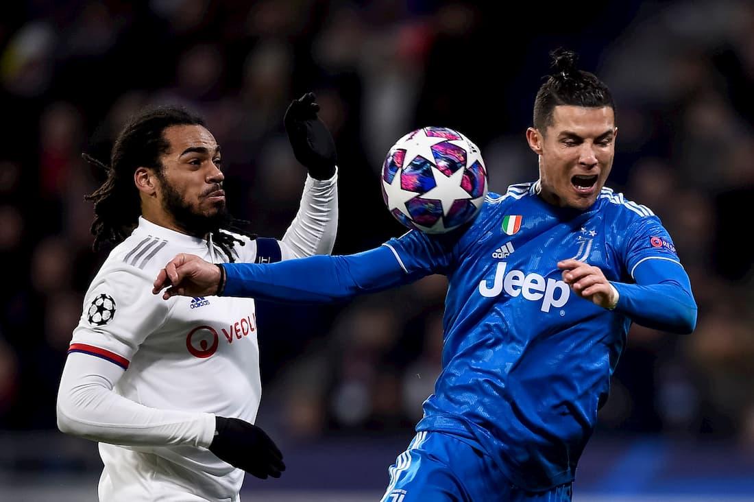 Streama Juventus Lyon