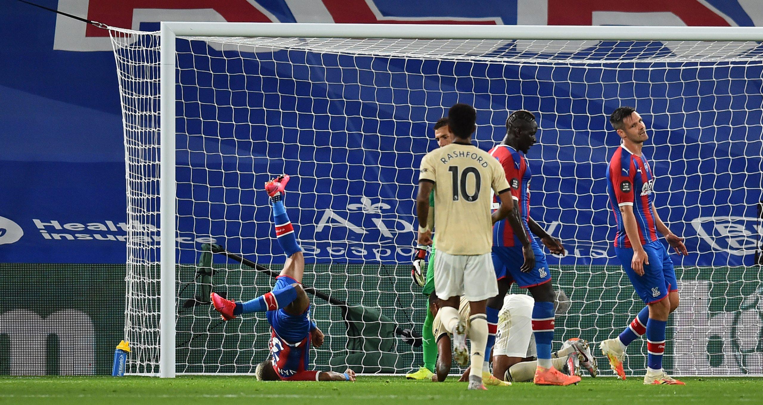 Man Utd - Crystal Palace