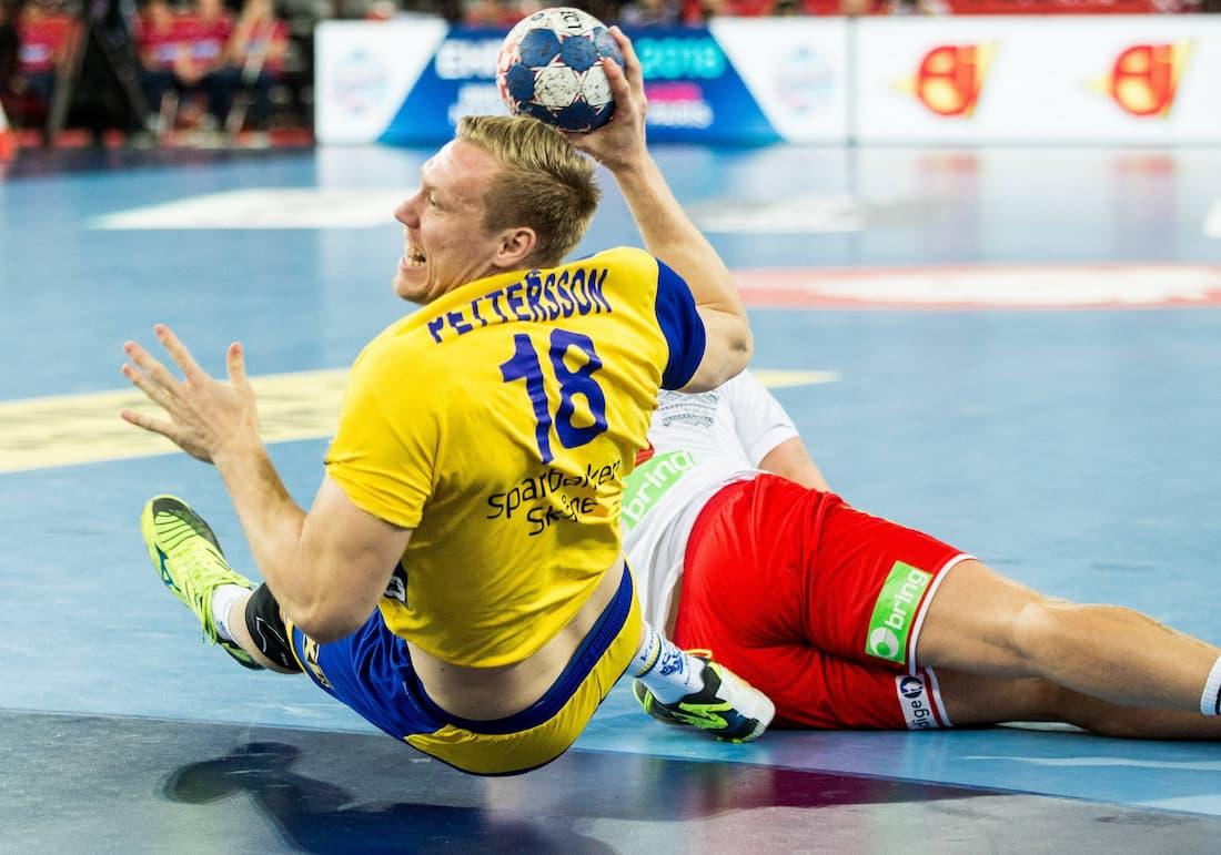 Frankrike - Sverige semifinal VM handboll