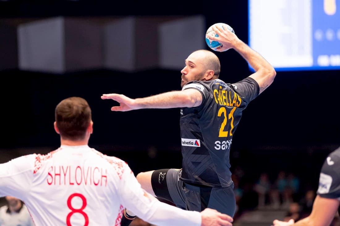 Sverige ställs mot Belarus under onsdagskvällen.