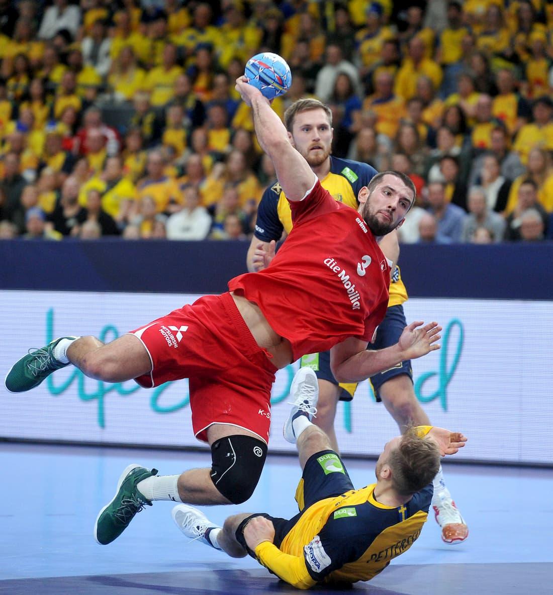 Chile tar emot Sverige i handbolls-VM under lördagen.