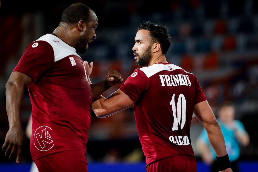 Sverige ställs mot Qatar i kvartsfinalen i VM.