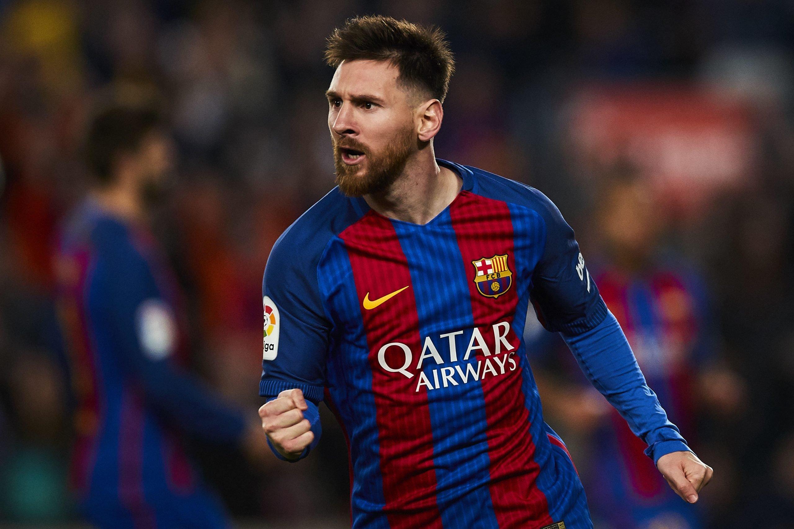 Leo Messi lämnar Barcelona