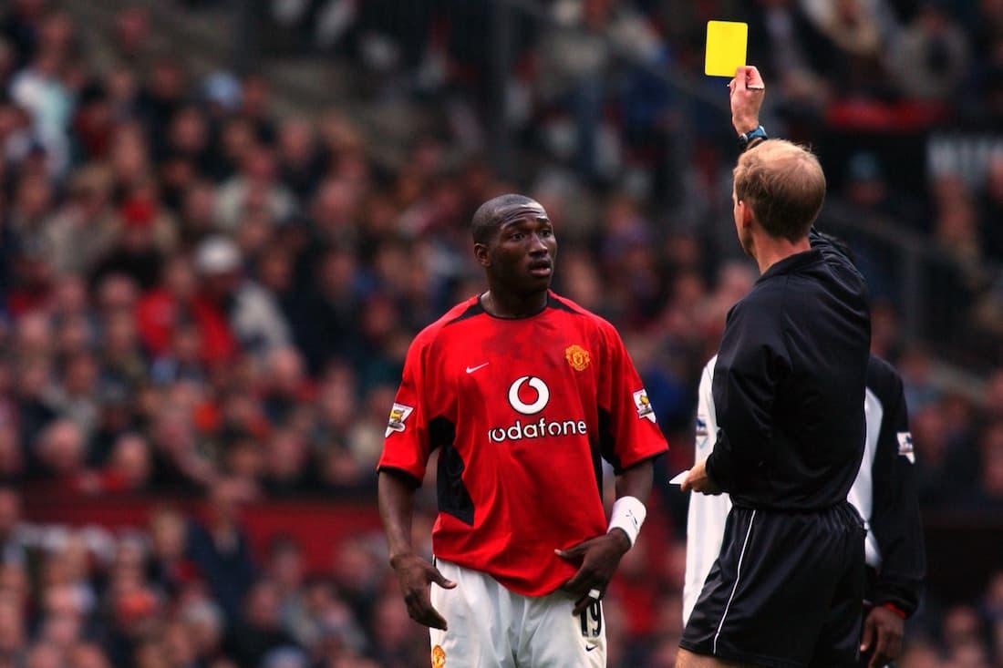 Djemba Djemba spelade i Manchester United under åren 2005 till 2007.