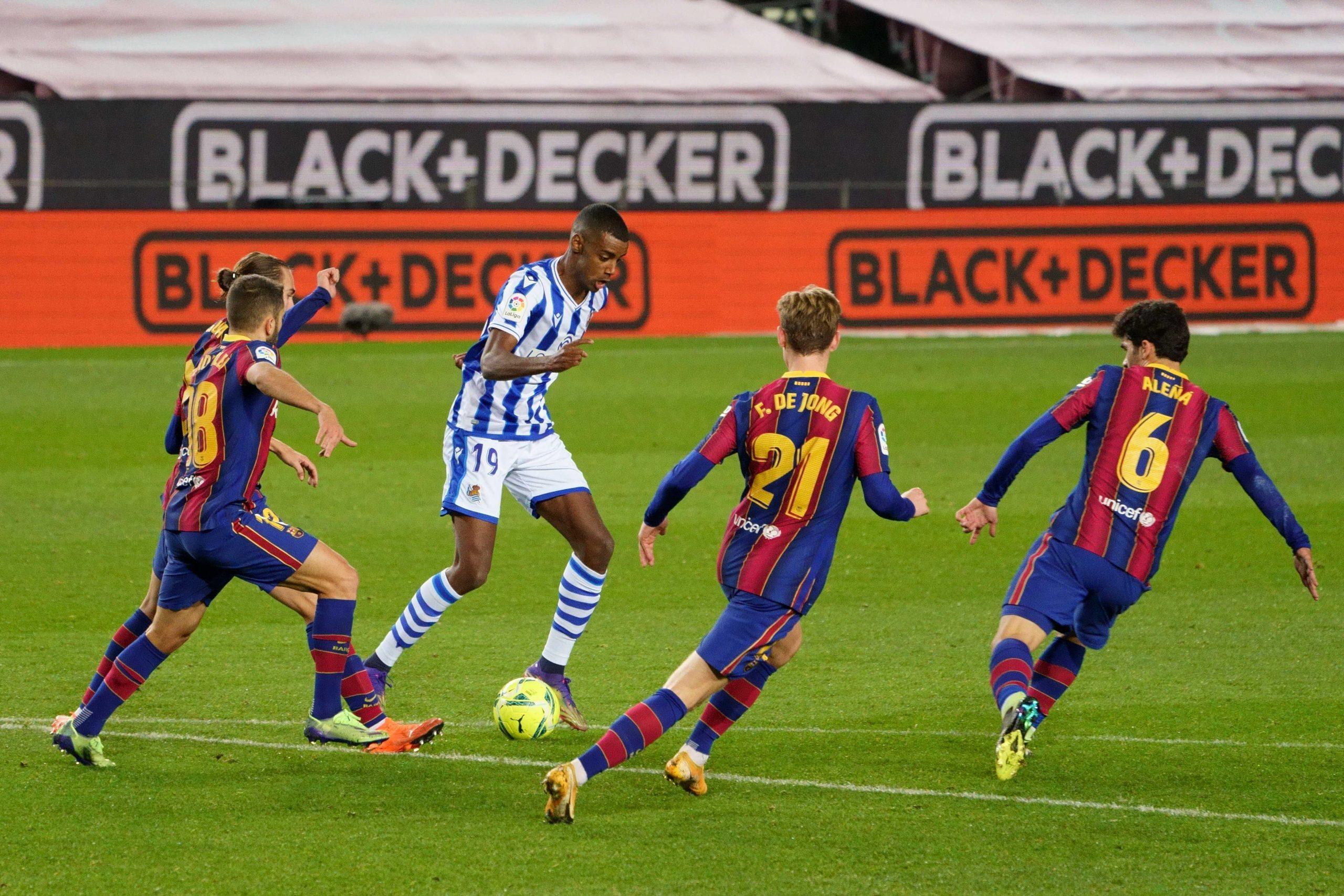 Speltips Real Sociedad Barcelona