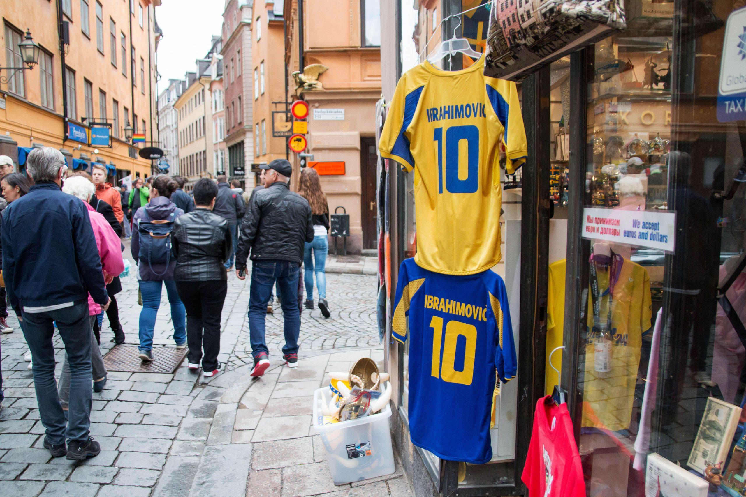 Quiz: Zlatan Ibrahimovic i svenska landslaget