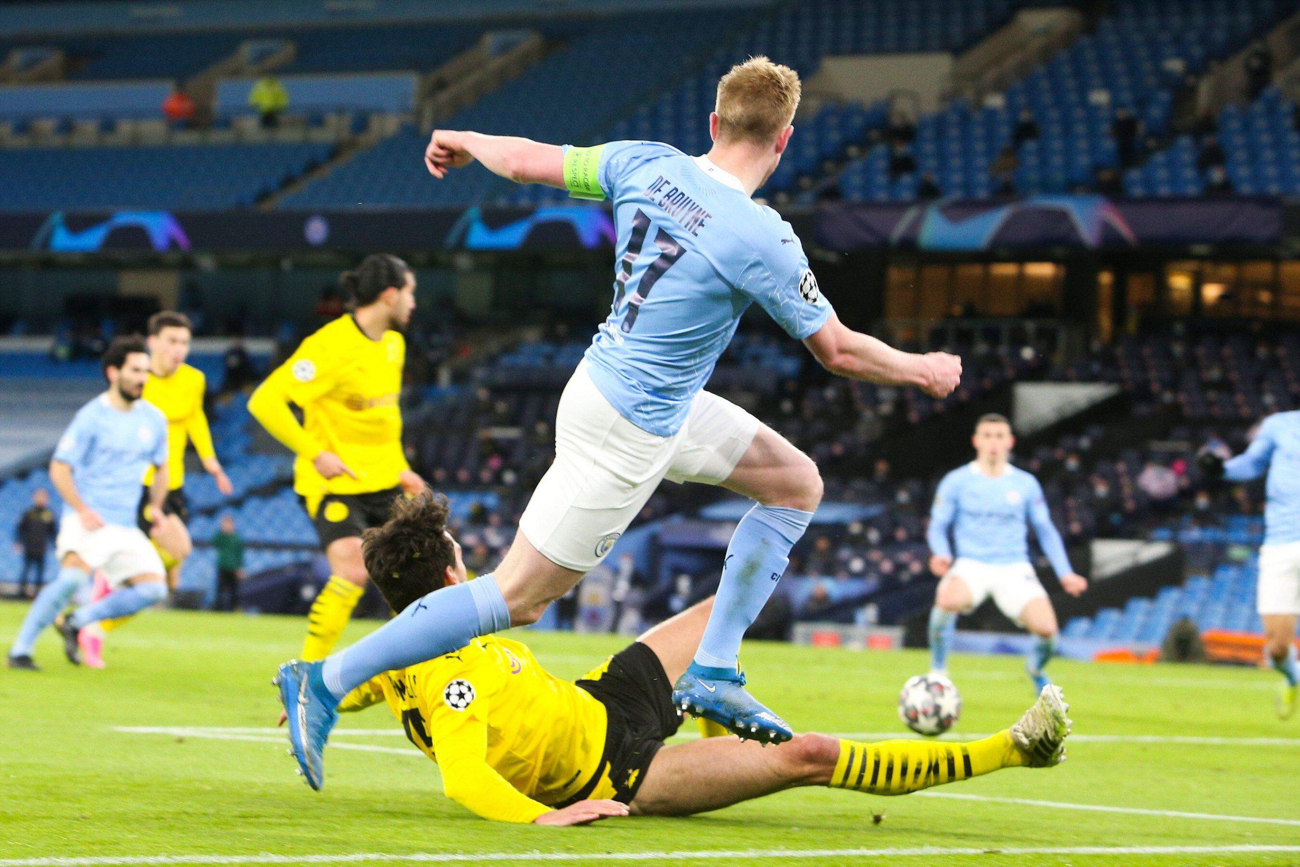 Dortmund Manchester City speltips