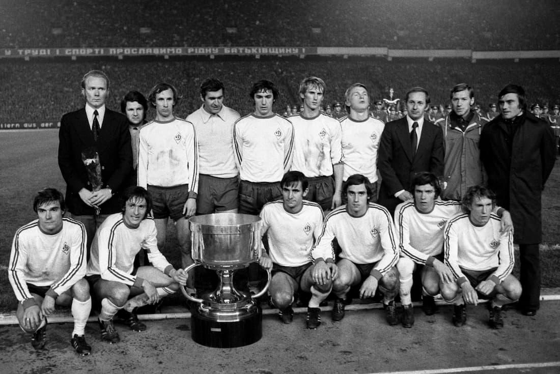 Vi minns: Dynamo Kiev 1975/76 – hjärtat av sovjetisk fotboll