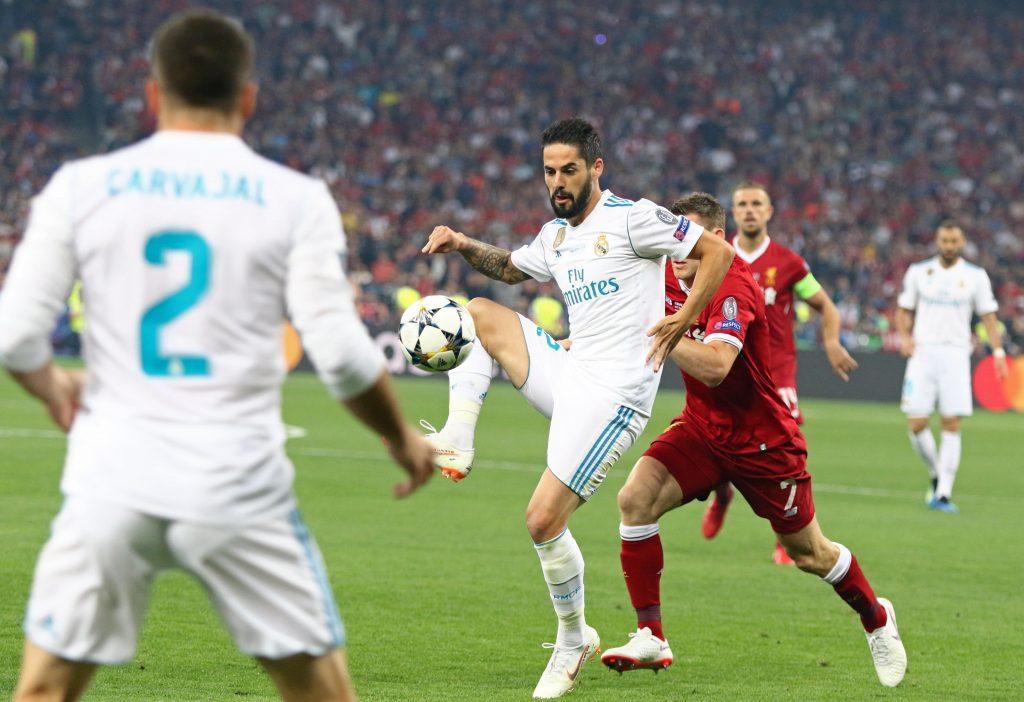 Real Madrid Liverpool Live