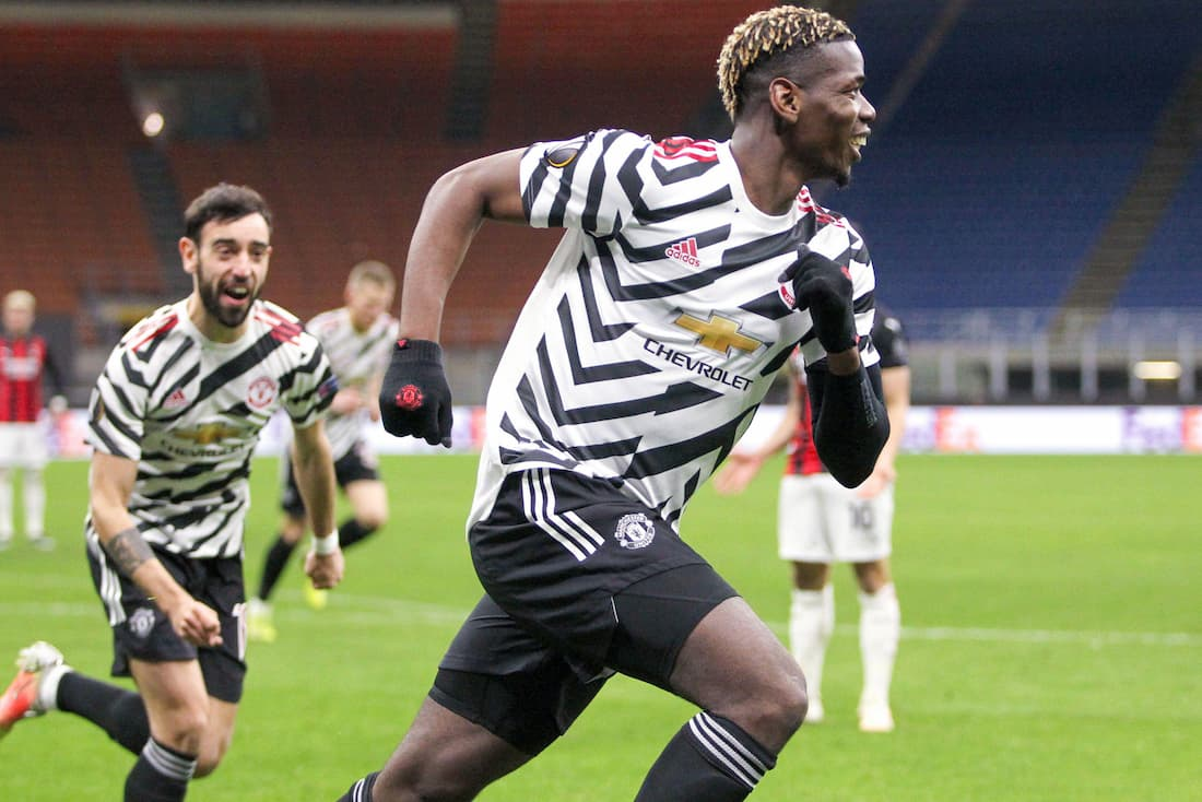 Granada spelar mot Man United i Europa League.