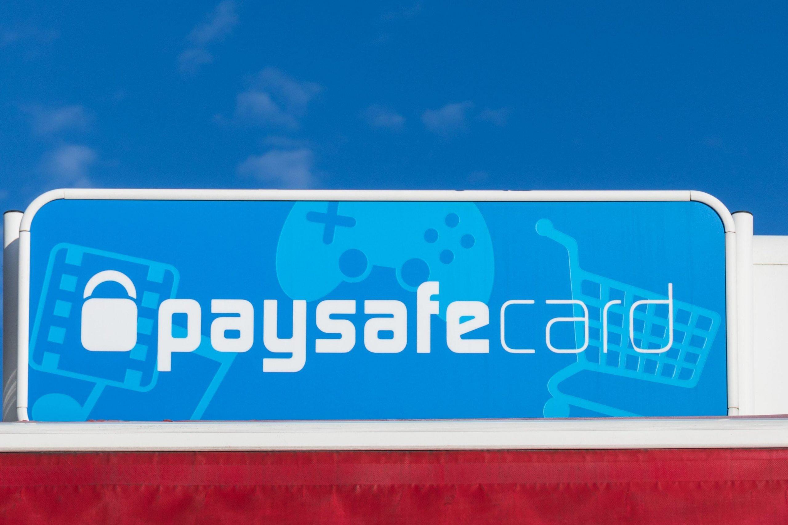 Sidor med Paysafecard – Odds & betting