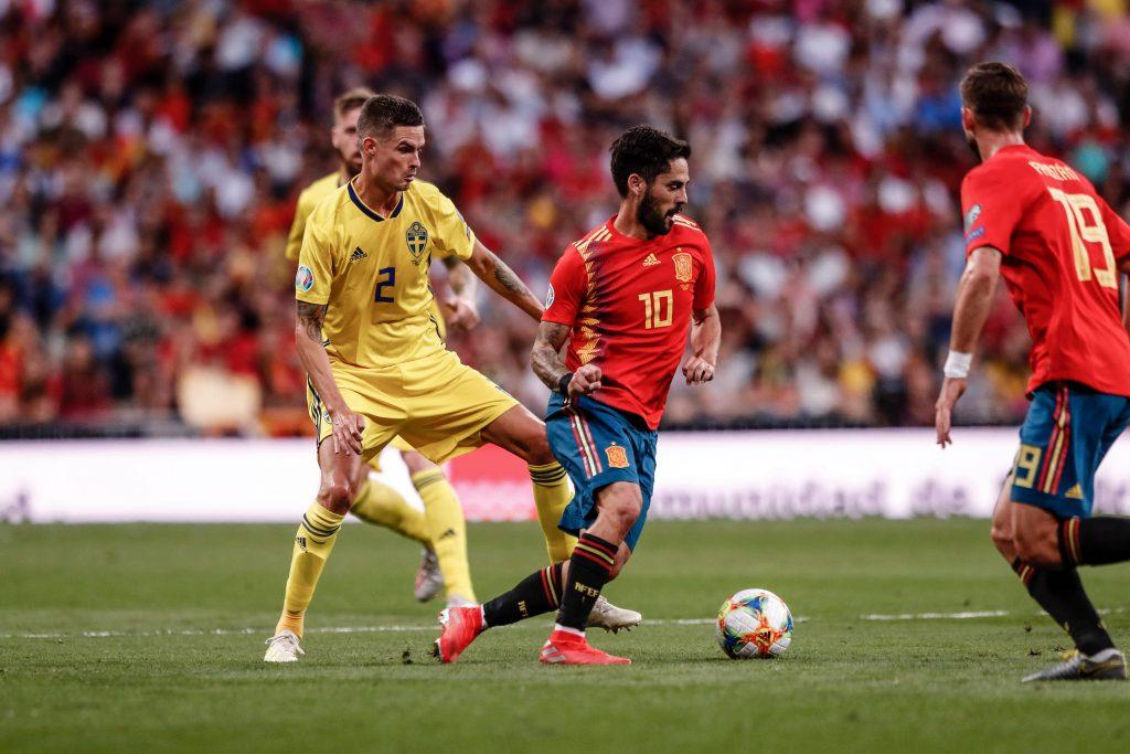 Streama Sverige - Spanien: Se live stream & TV (EM 2021)
