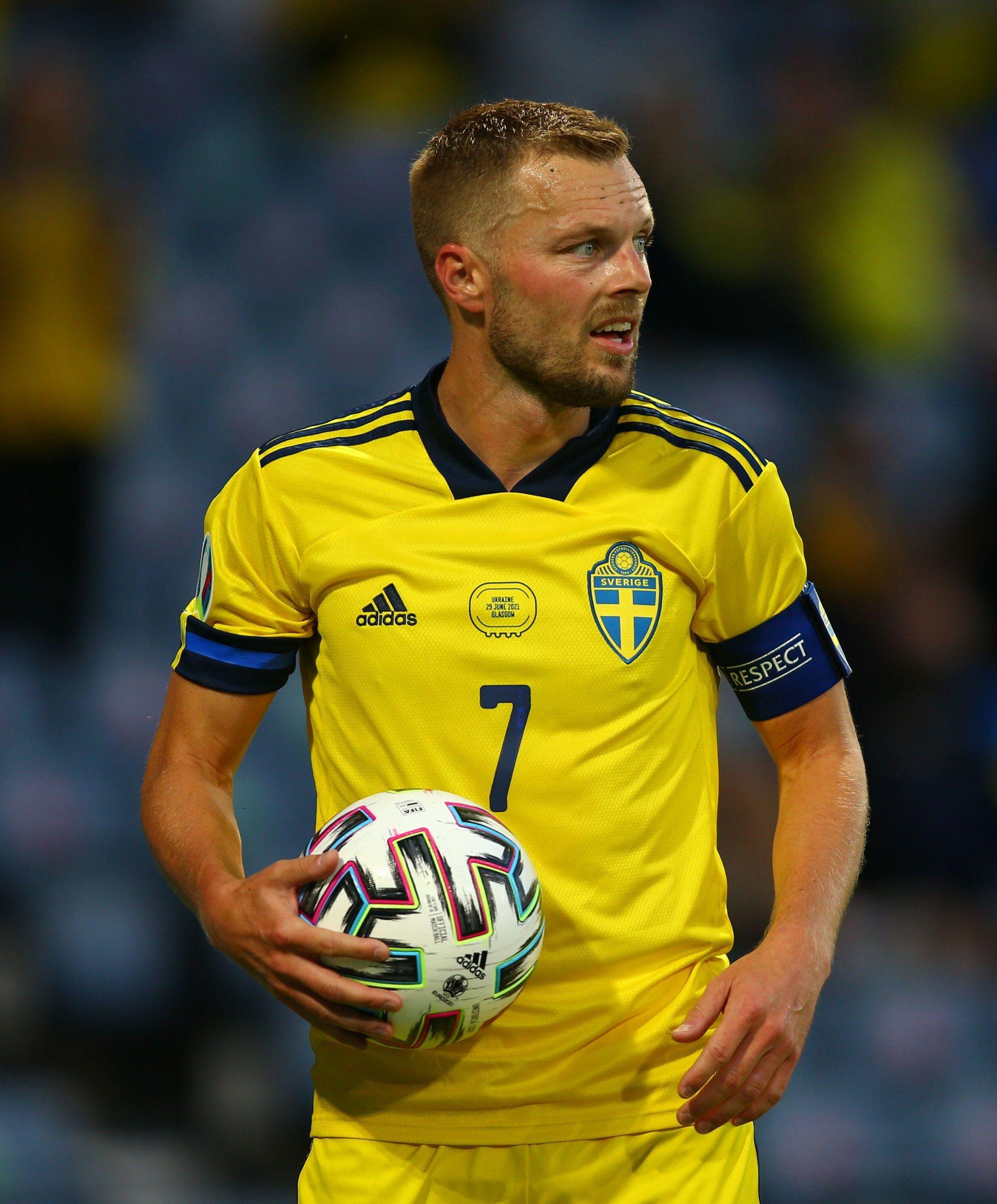 Sebastian Larsson väljer att sluta i landslaget