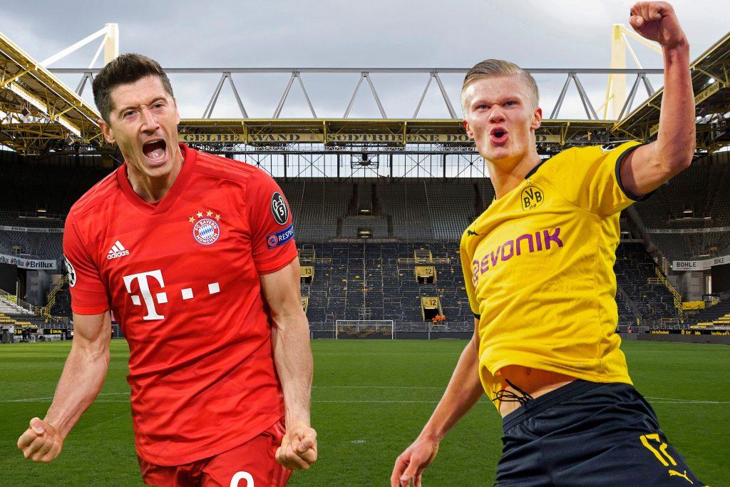 Dortmund - Bayern München, 17/8: Speltips & stream