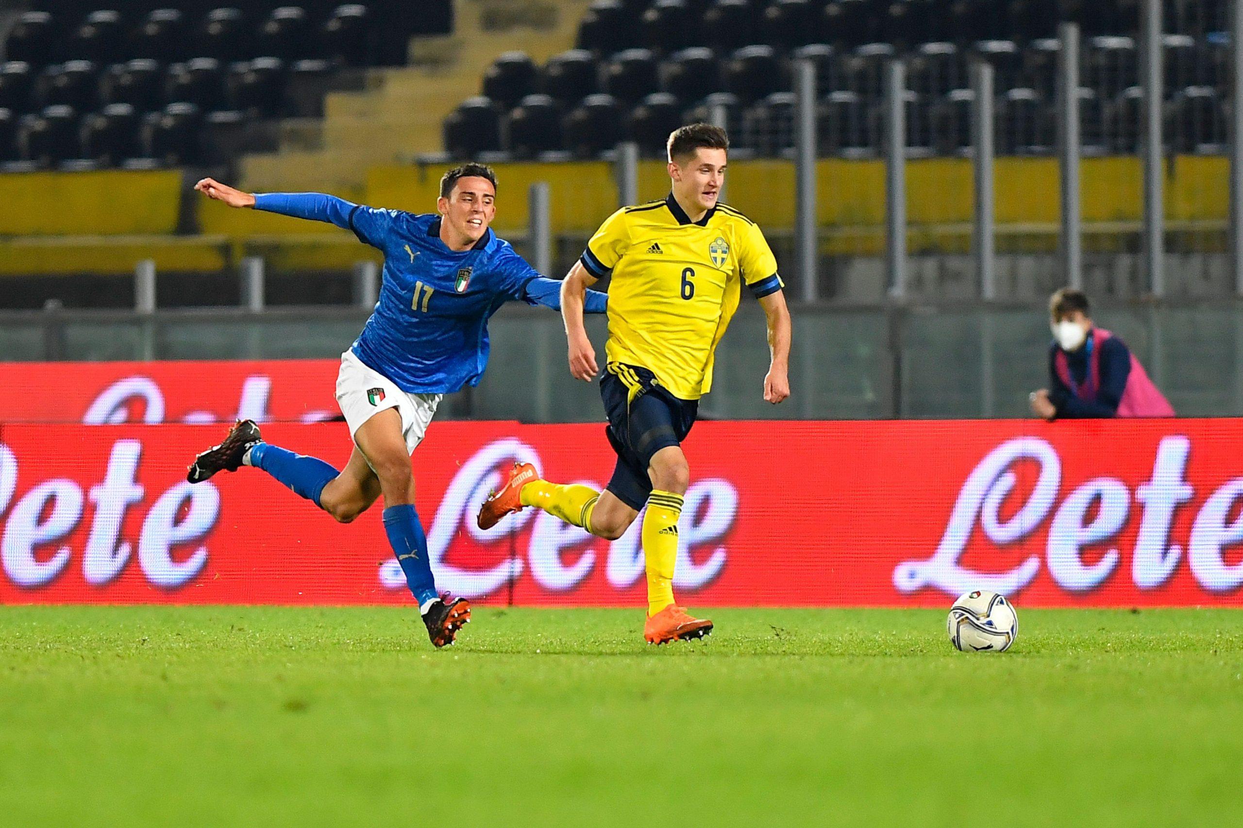 Streama Sverige – Italien (U21) – Se live stream & TV (12/10)