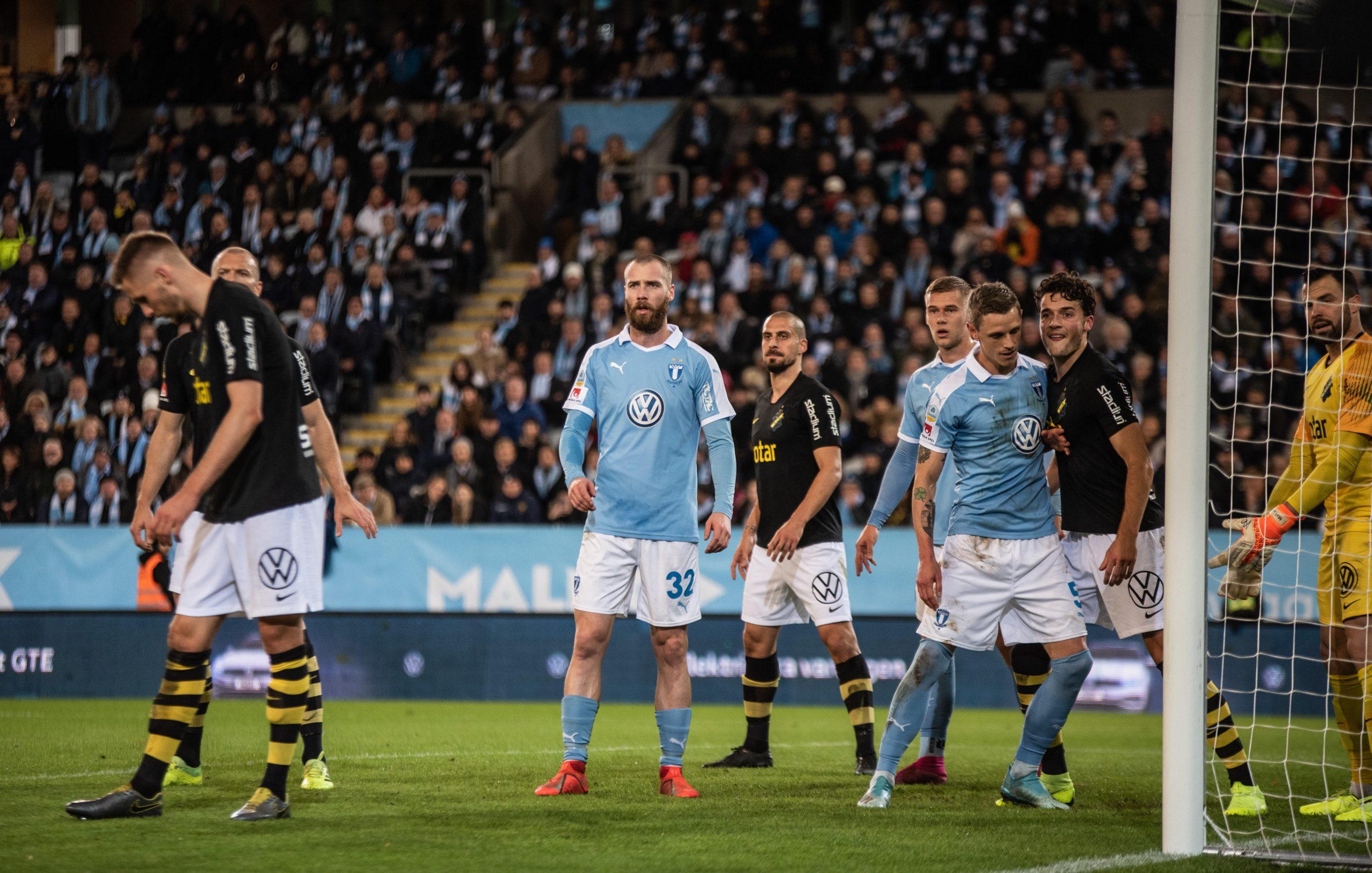 Streama Malmö FF – AIK: Se live stream & TV (27/10)