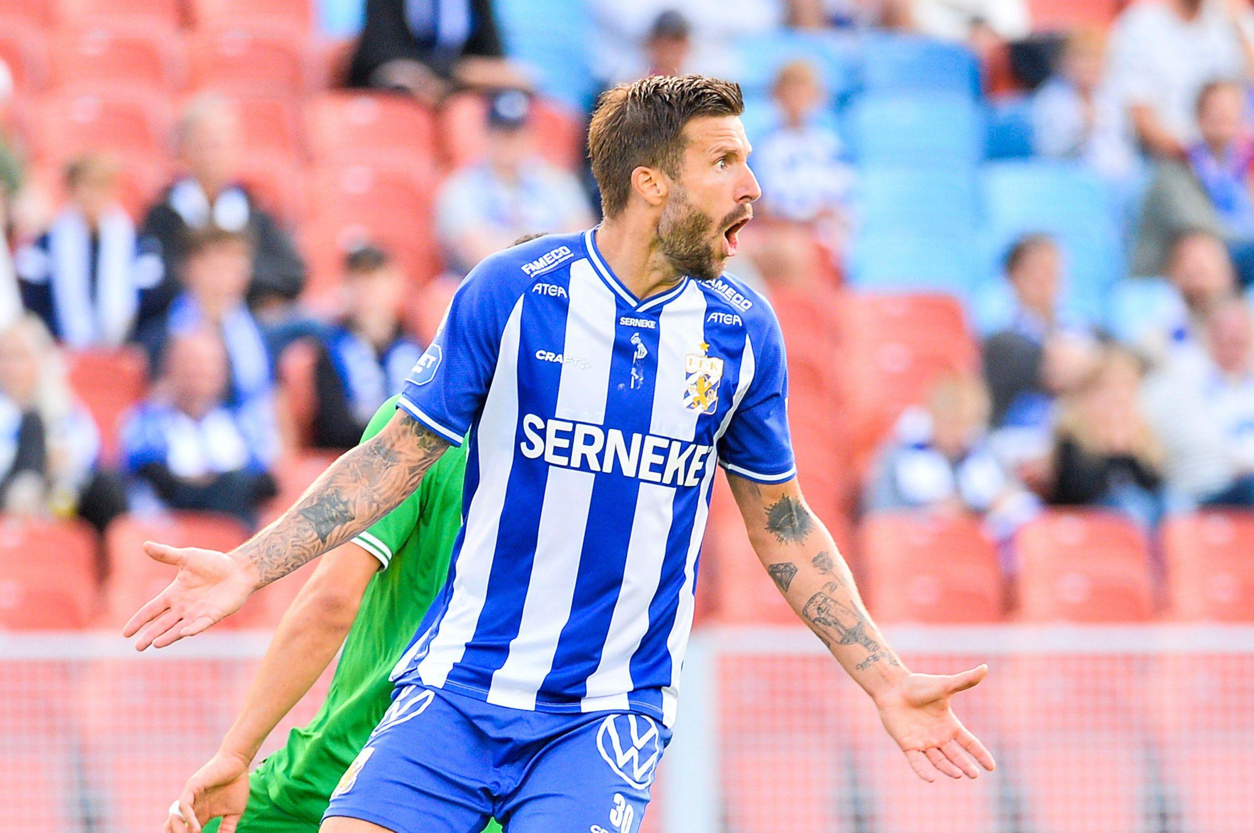 Mjällby – IFK Göteborg, 24/10: Stream, speltips & odds